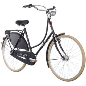 Ortler Van Dyck City Bike black
